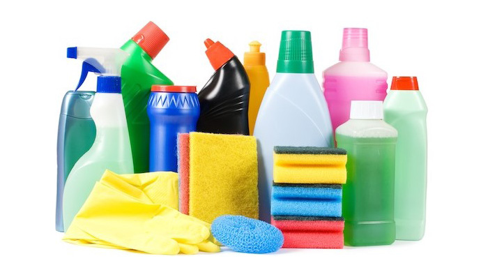 Image result for chemicals and cleaning